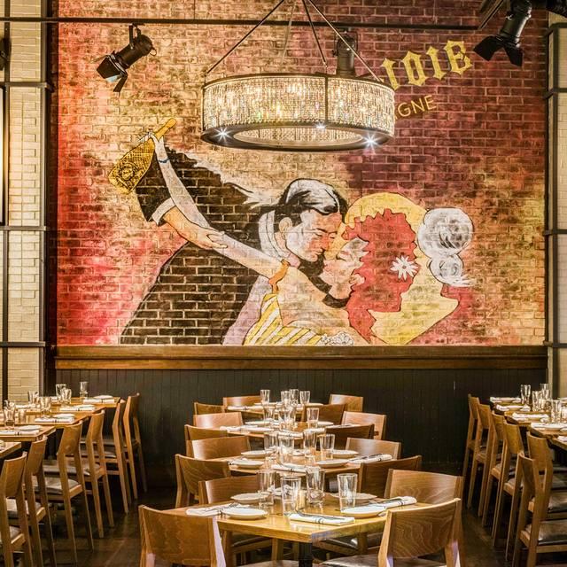 The Ribbon - Midtown Restaurant - New York, NY