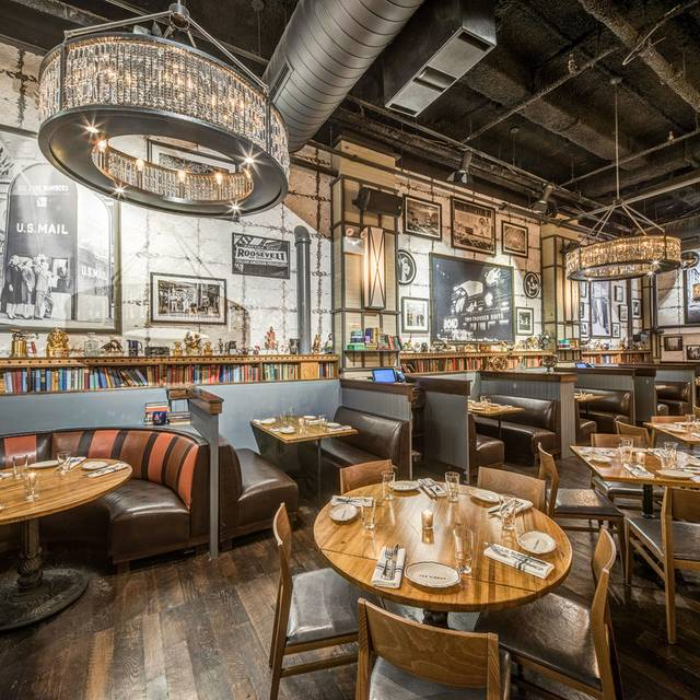 Nyc Restaurants With Private Dining Rooms: The Ribbon - Midtown Restaurant - New York, NY