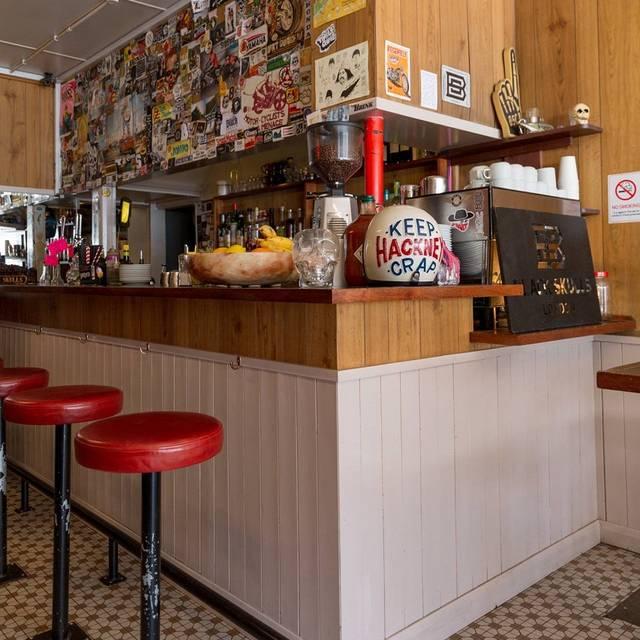 Jim's Cafe, London