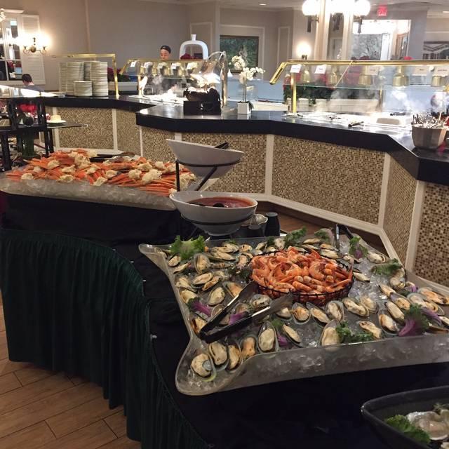 Gigi's Restaurant at Ramada Mandarin, Jacksonville, FL