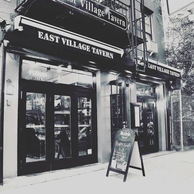 East Village Tavern, New York, NY