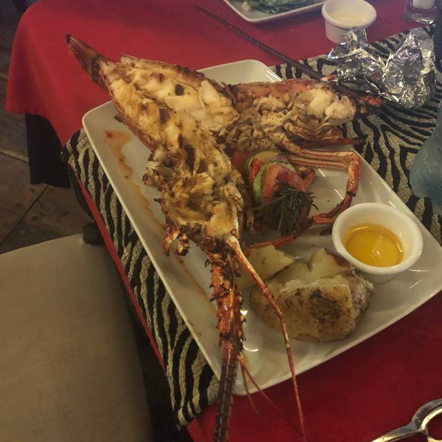 Blue Lobster, Playa del Carmen, ROO