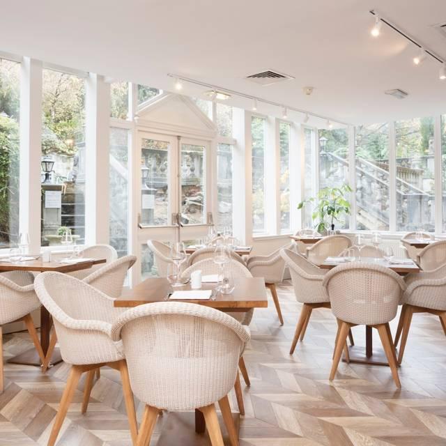 Conservatory - Terrace Restaurant at Crowne Plaza Edinburgh - Royal Terrace, Edinburgh