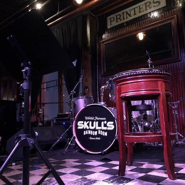 Skull's Rainbow Room