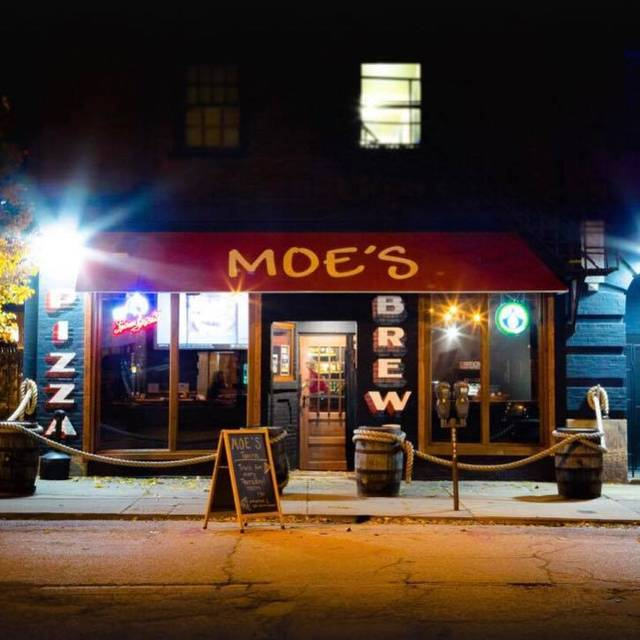 Moe's Tavern & Brewing, Cleveland, OH