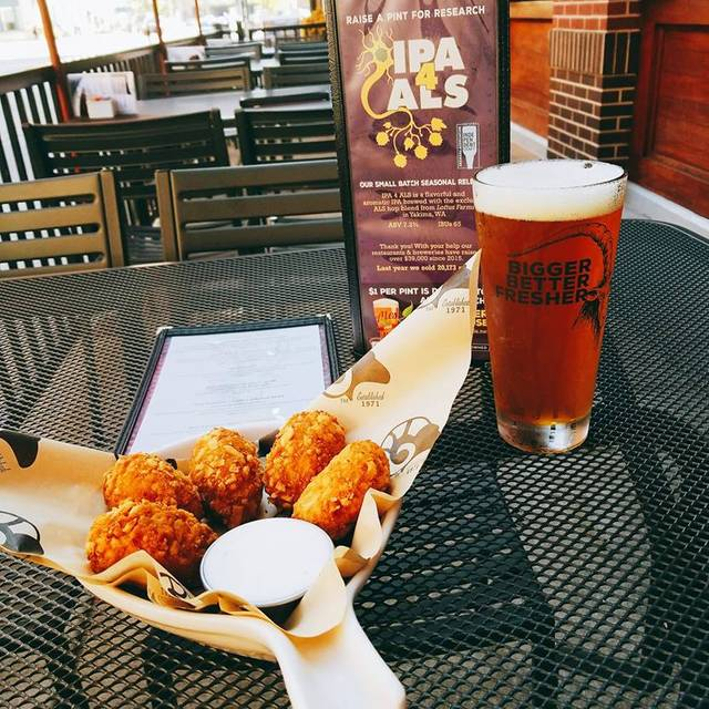Army Eggs - Ram Restaurant & Brewery - Indianapolis, Indianapolis, IN