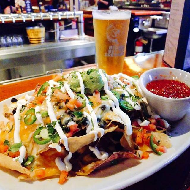 Nachos - Ram Restaurant & Brewery - Indianapolis, Indianapolis, IN