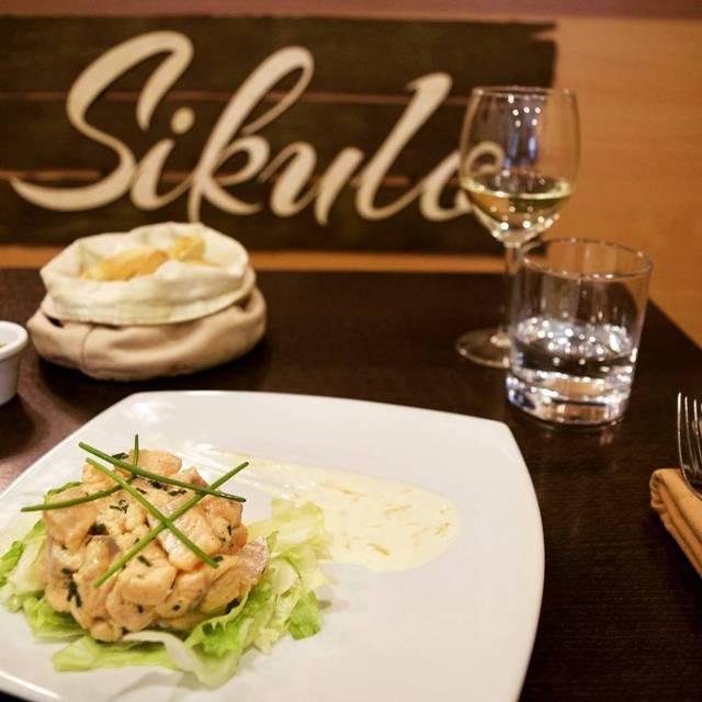 Sikulo Italian Cafe & Restaurant, London