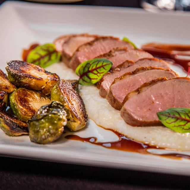 Thebrownhotel-food-jan- - The English Grill at Brown Hotel, Louisville, KY