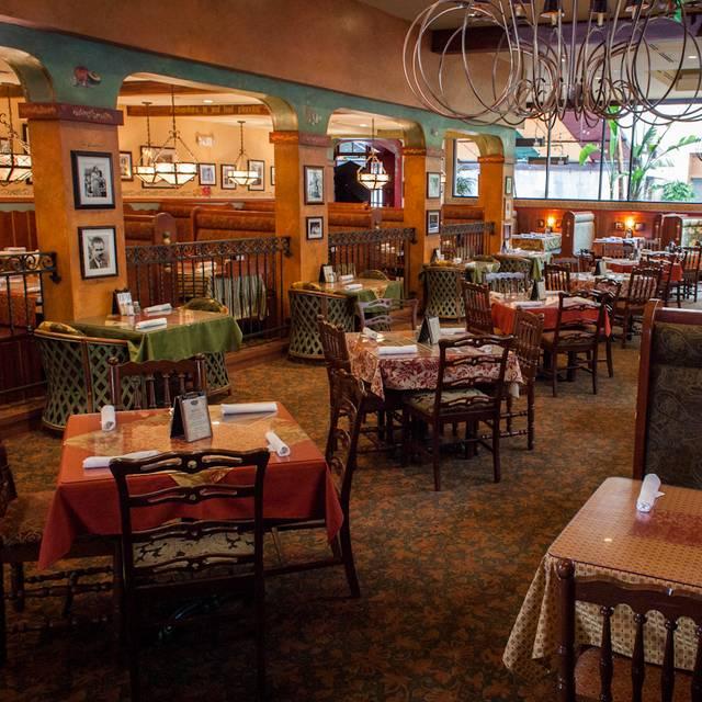 El Cholo Main Dining Room - El Cholo Cafe, Pasadena, CA