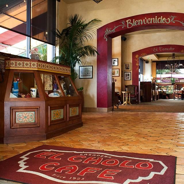 Entrance - El Cholo Cafe, Pasadena, CA