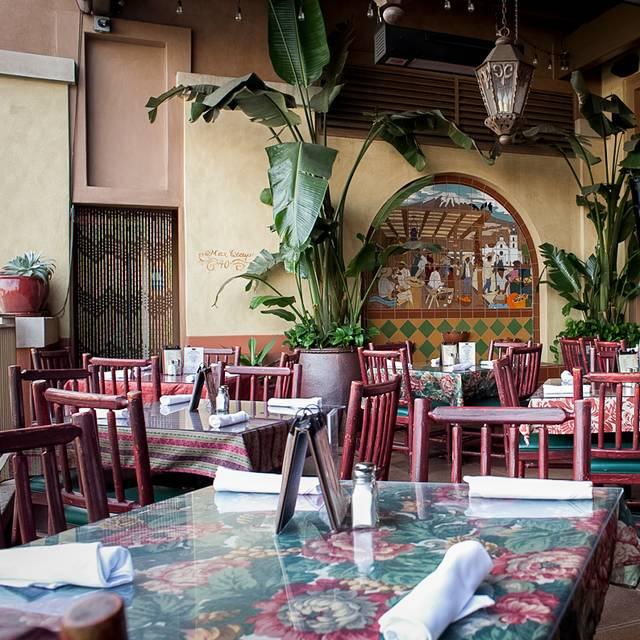 El Cholo Colorado Patio - El Cholo Cafe, Pasadena, CA
