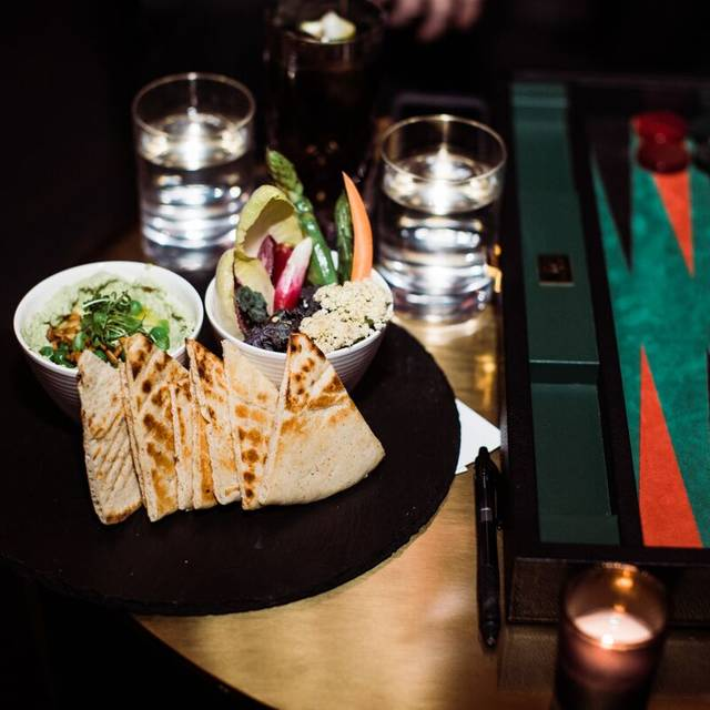 The Restaurant at Playboy Club, New York, NY