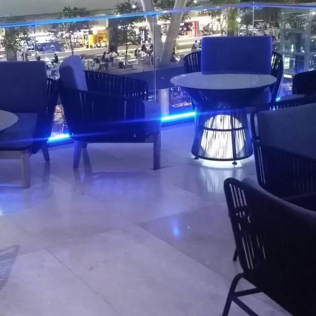 Terraza Estilo Bar - Azul Terraza - Fiesta Americana - Toreo, Ciudad de México, CDMX
