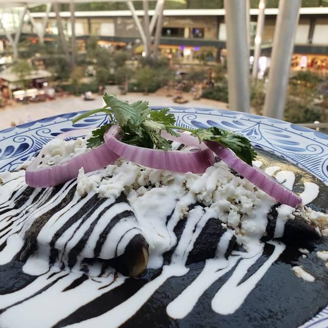 Enchiladas De Mole Negro - Azul Terraza - Fiesta Americana - Toreo, Ciudad de México, CDMX