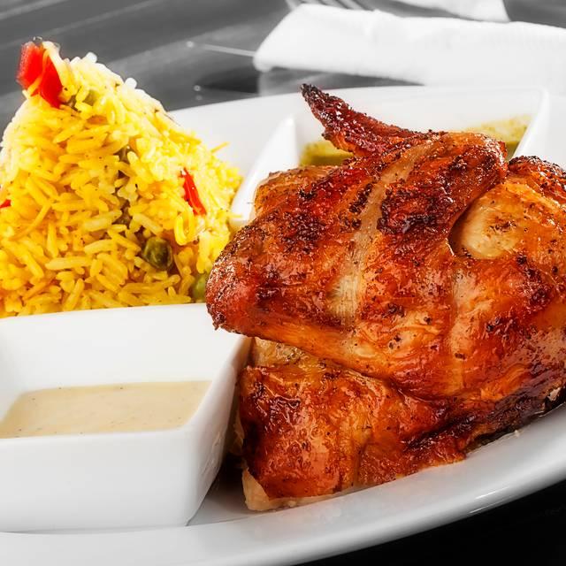 Pio Chicken With Rice - Pio Peruvian Rotisserie Chicken, Calgary, AB