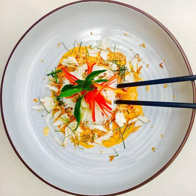 The Palm Cuisine, Phuket, Thailand
