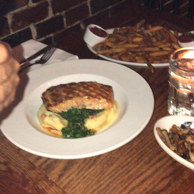The Grill Room & Bar, Portland, ME