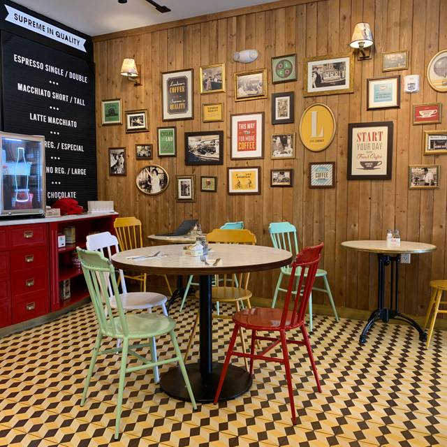 Cafe Landwer - Beacon Street, Boston, MA