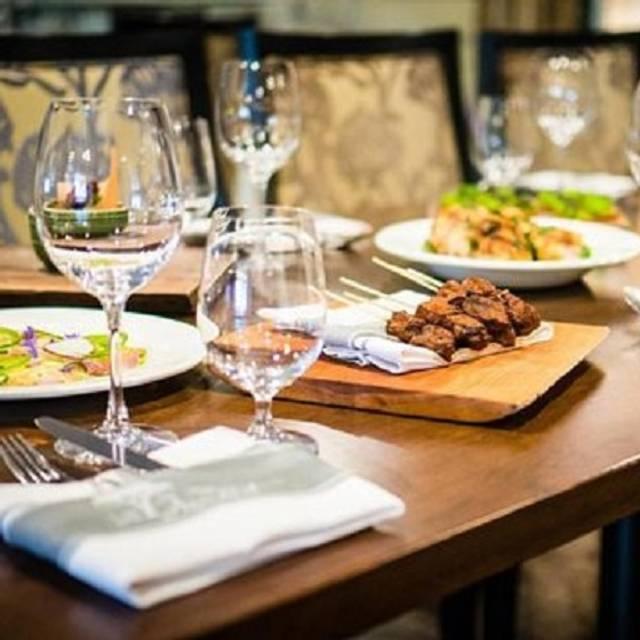 Montecito-the-table-is-set - Montecito, Toronto, ON