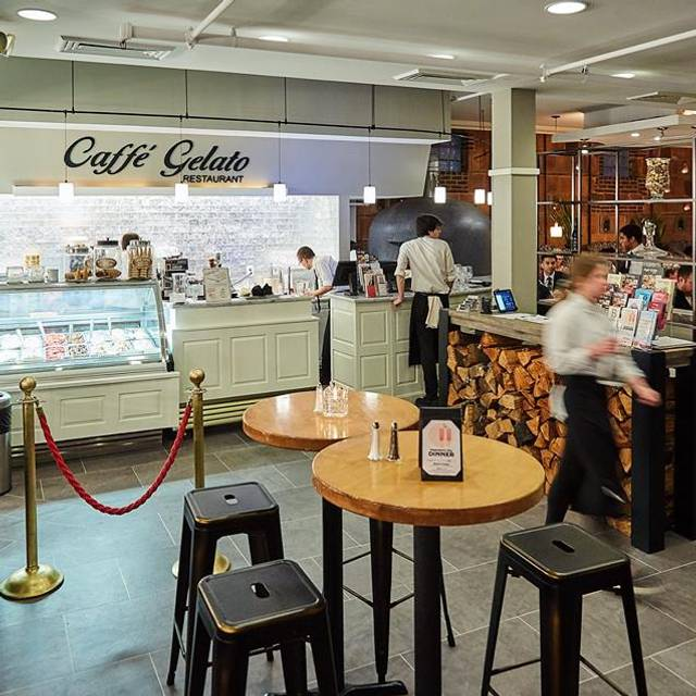 Caffe Gelato, Newark, DE