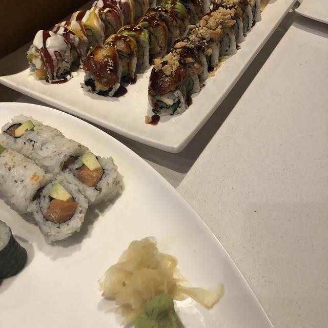 Miku Sushi, Chicago, IL