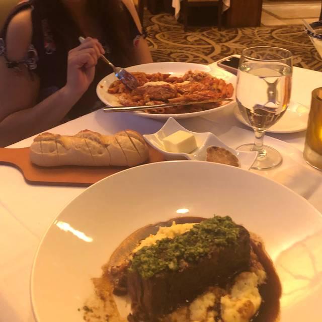 Trevi's Restaurant - Omni Mandalay, Irving, TX