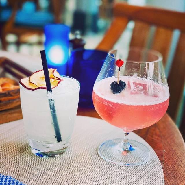 Andiamo At The Ritz Carlton Grand Cayman Restaurant George Town