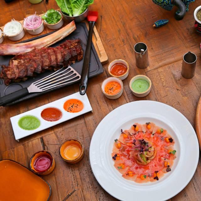 Toro Latin Kitchen & Bar by Richard Sandoval