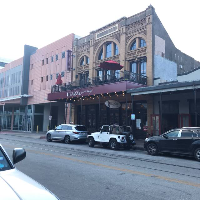 Galveston, Galveston. Restaurant