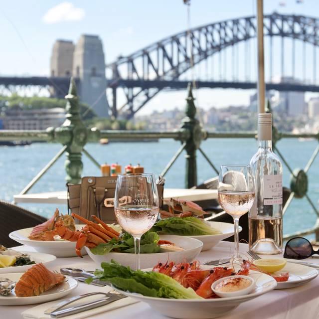 Sydney Cove Oyster Bar - Circular Quay