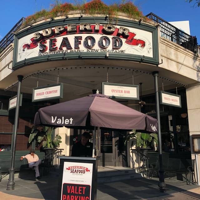 Superior Seafood