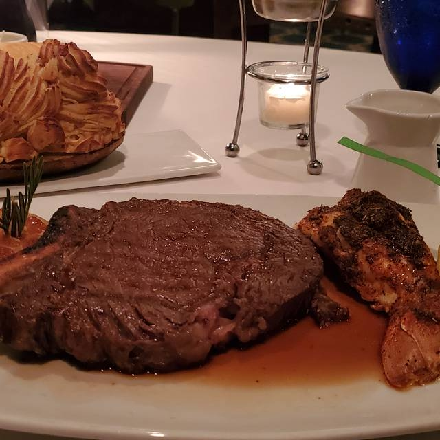 Seagar's Prime Steaks and Seafood