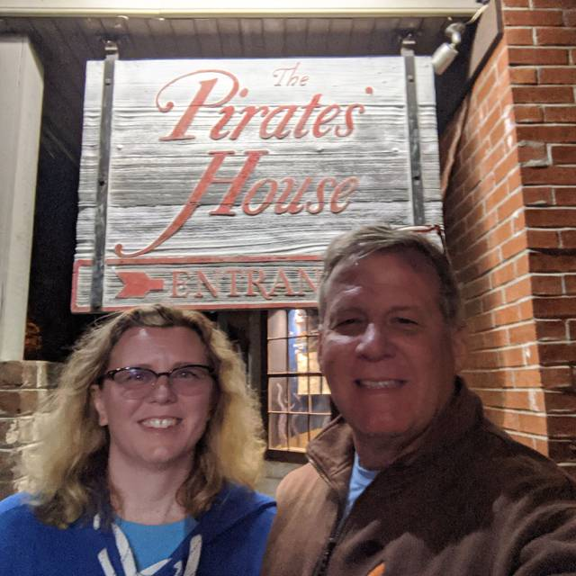 The Pirates' House