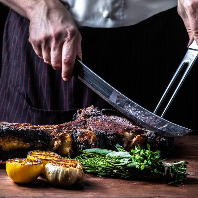 SIDECUT Modern Steak + Bar at Four Seasons Resort Whistler