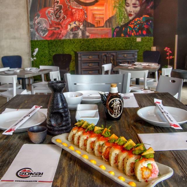 Sokai Sushi Bar - Brickell, Miami, FL