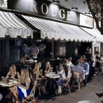 photo of rouge restaurant