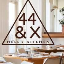 photo of 44 & x restaurant