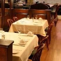 photo of triple george grill restaurant