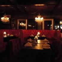 photo of the original capo's restaurant & speakeasy restaurant