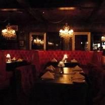 photo of the original capo's restaurant & speakeasy restaurant
