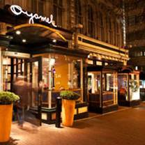 photo of oyamel restaurant