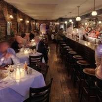photo of joe allen restaurant