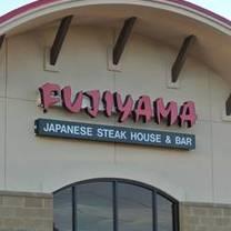 photo of fujiyama steak house & bar-richland restaurant