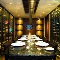 photo of reserve cut at setai restaurant