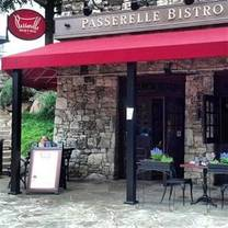 photo of passerelle bistro restaurant