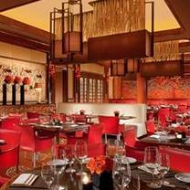 foto de restaurante allegro - wynn las vegas