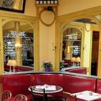 photo of bar six restaurant