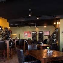 photo of house. wine. & bistro. restaurant