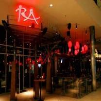 photo of ra sushi bar restaurant - las vegas restaurant